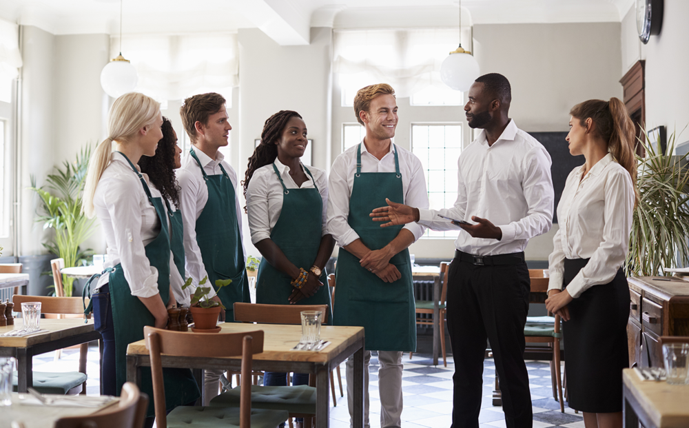 Restaurant Management Team - Effectiveness of Restaurant Management