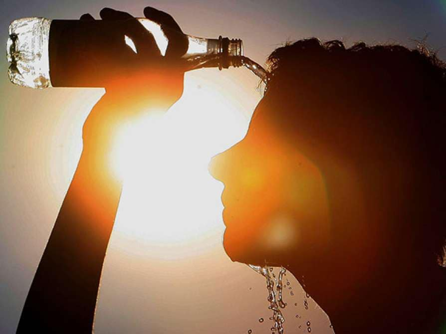 image - How to Deal with Hot Weather